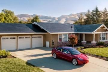 马斯克安装特斯拉太阳能电池板和Powerwall可提高住宅价值
