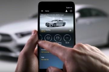 奔驰App在美爆安全漏洞可看其他车主信息