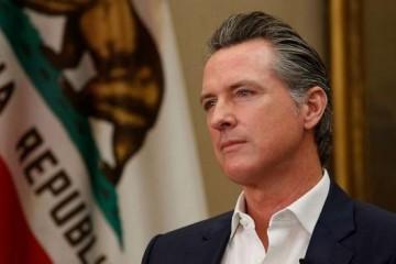 加州州长抱歉检测缺乏是我职责赶快完成应测尽测